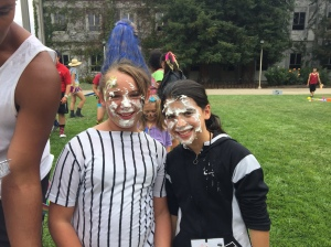 session 6 pie face