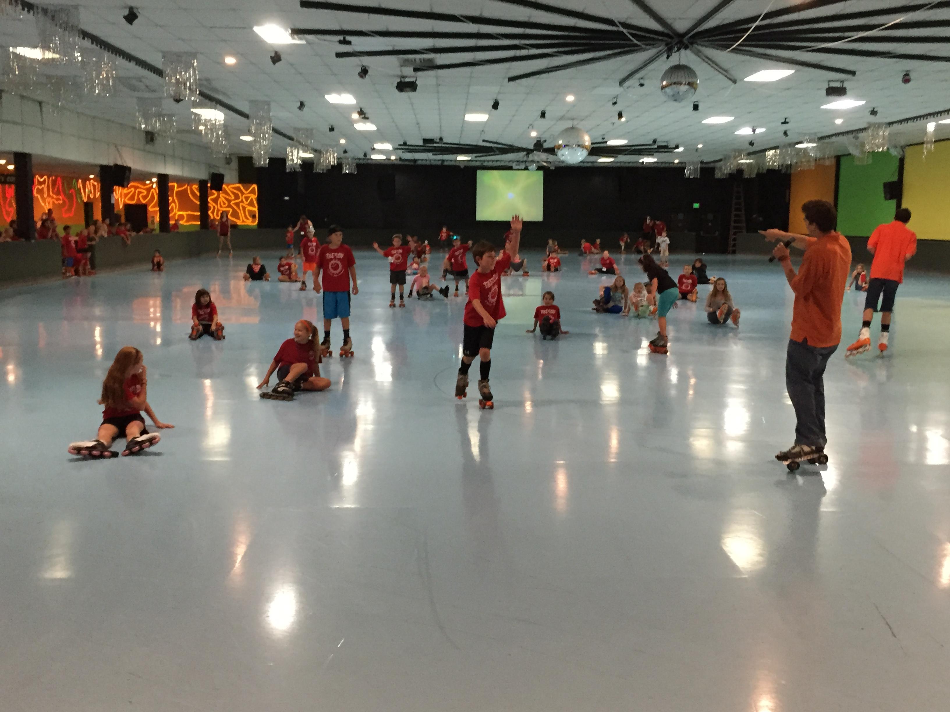 Roller skating rink rohnert park - Session 9 Cal Skate 4
